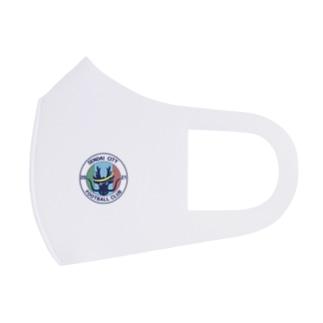 仙台シティFC オリジナルグッズ(エンブレム) Full Graphic Mask