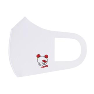 チャ恋ちゃん Full Graphic Mask