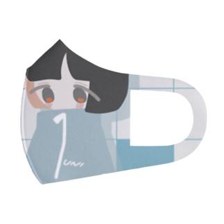 natsumae Full Graphic Mask