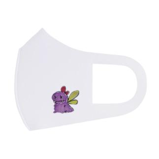 すずレックス Full Graphic Mask