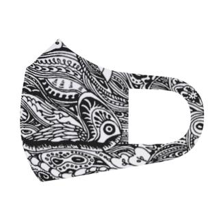 ようもようフルグラマスク Full Graphic Mask