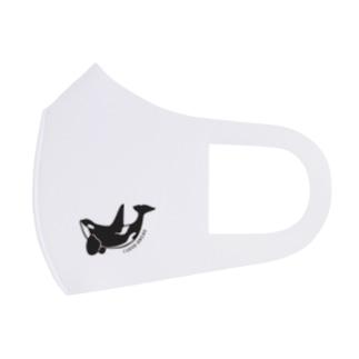 オルカ・マスク Full Graphic Mask