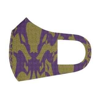 Space monster x1 Full Graphic Mask