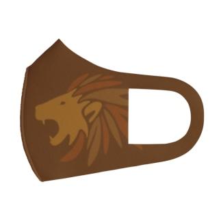 kocoonのライオンマスク Full Graphic Mask