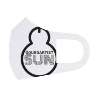 gourdartist.sun Full Graphic Mask