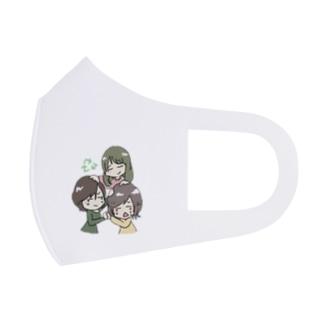 ばばぐる Full Graphic Mask