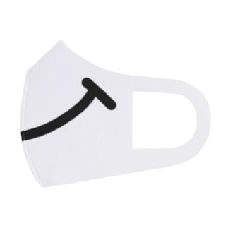 smileマスク Full Graphic Mask