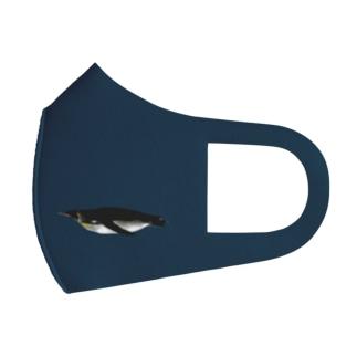 コウテイペンギン 【水中シリーズ】  Full Graphic Mask