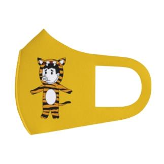 タイガーピッグ(マスク版) Full Graphic Mask