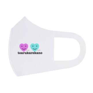 toarukarekano Full Graphic Mask