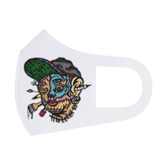 Full Graphic Mask