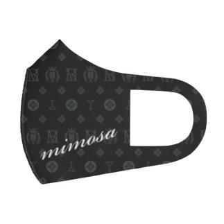 MIMOSAモノグラム マスク Full Graphic Mask