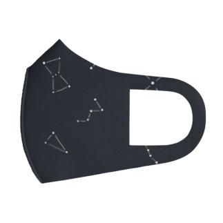 星座 Full Graphic Mask