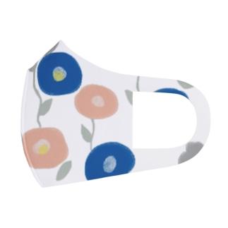 【イラストレーターMARI】ohana Full Graphic Mask