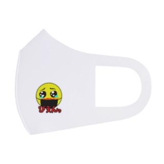 🤘メロイック本舗🤘の鼻炎。マスク Full Graphic Mask