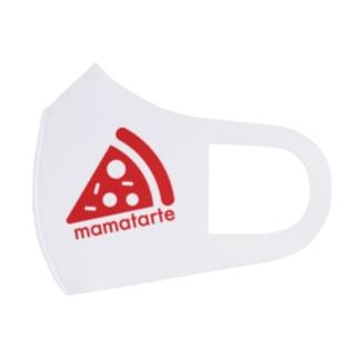 himanpizzaマスク Full Graphic Mask