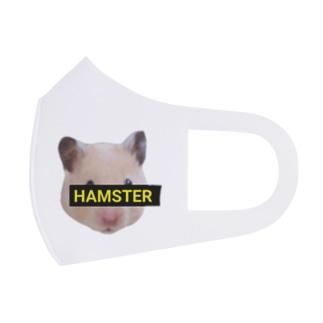 HAMSTER★はむすたー Face Mask