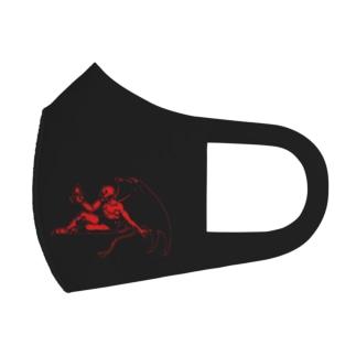 デビルマスク Full Graphic Mask