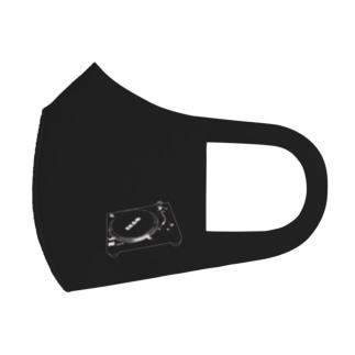 ISAOターンテーブル柄マスク Full Graphic Mask