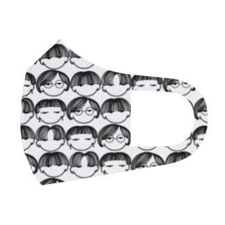 Jito-mitsu Full Graphic Mask