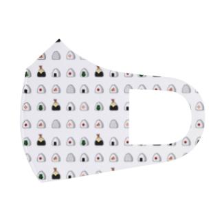 オニギリなマスク Full Graphic Mask