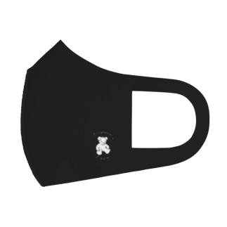 寝かしつけのズーズーベア🧸💤 Full Graphic Mask