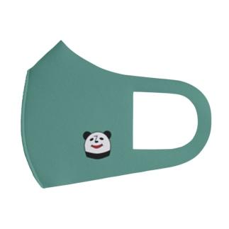 チアパンダー(Lサイズ) Full Graphic Mask