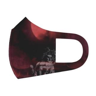 恋愛の神様 愛染明王のアイテム Full Graphic Mask