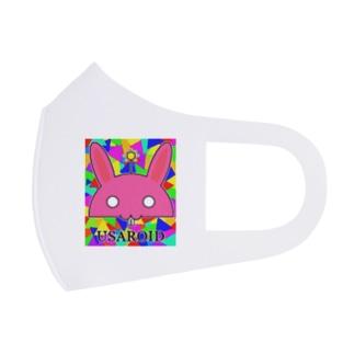 USAROID(ウサロイド) Full Graphic Mask