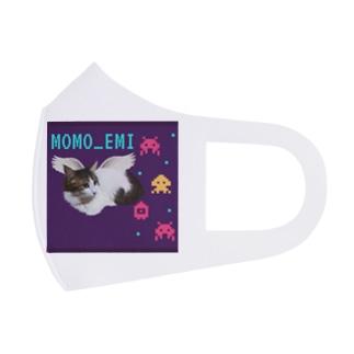 momo_emi ゲーム Full Graphic Mask
