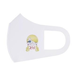 ジェシーちゃん Full Graphic Mask
