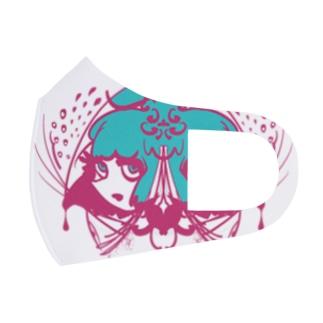 symmetry1 ひめ Full Graphic Mask