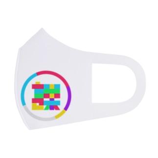 課マスク Full Graphic Mask