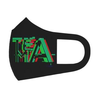 BUGロゴマスク Full Graphic Mask
