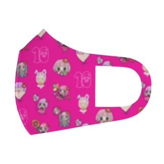 オールスター Full Graphic Mask
