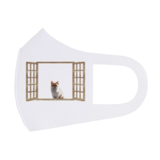 window Full Graphic Mask