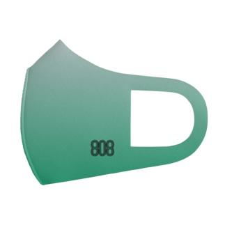 musicshop BOBの808 - マスク Full Graphic Mask