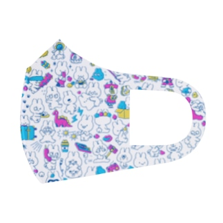 MANY Full Graphic Mask