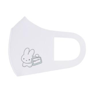 眠兎(みんと) Full Graphic Mask