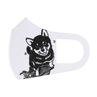 ゴスケ Full Graphic Mask