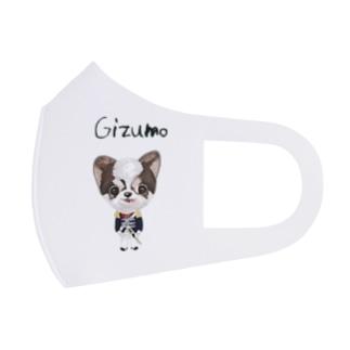 激おこギズモ(レモン王子切り抜き) Full Graphic Mask