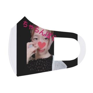 ちゃらんぽらんど星❤️ Full Graphic Mask