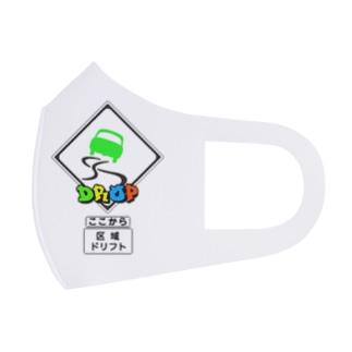 チームDrop限定グッズ Full Graphic Mask