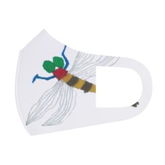 トンボ Full Graphic Mask
