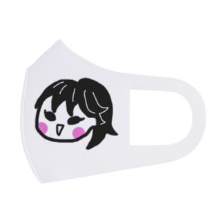 あつしちゃん Full Graphic Mask