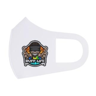 Ruff Life コラボ Full Graphic Mask