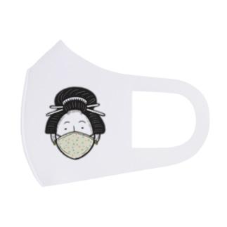 Mask Girl/フルグラフィックマスク Full Graphic Mask