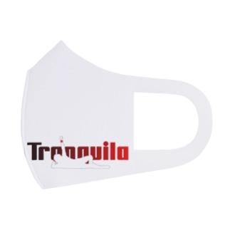 トランキーロマスク Full Graphic Mask