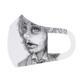 JACK LONDON Full Graphic Mask