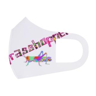 グラスホッパー Full Graphic Mask